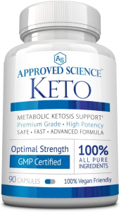 Approved Science Keto Packages