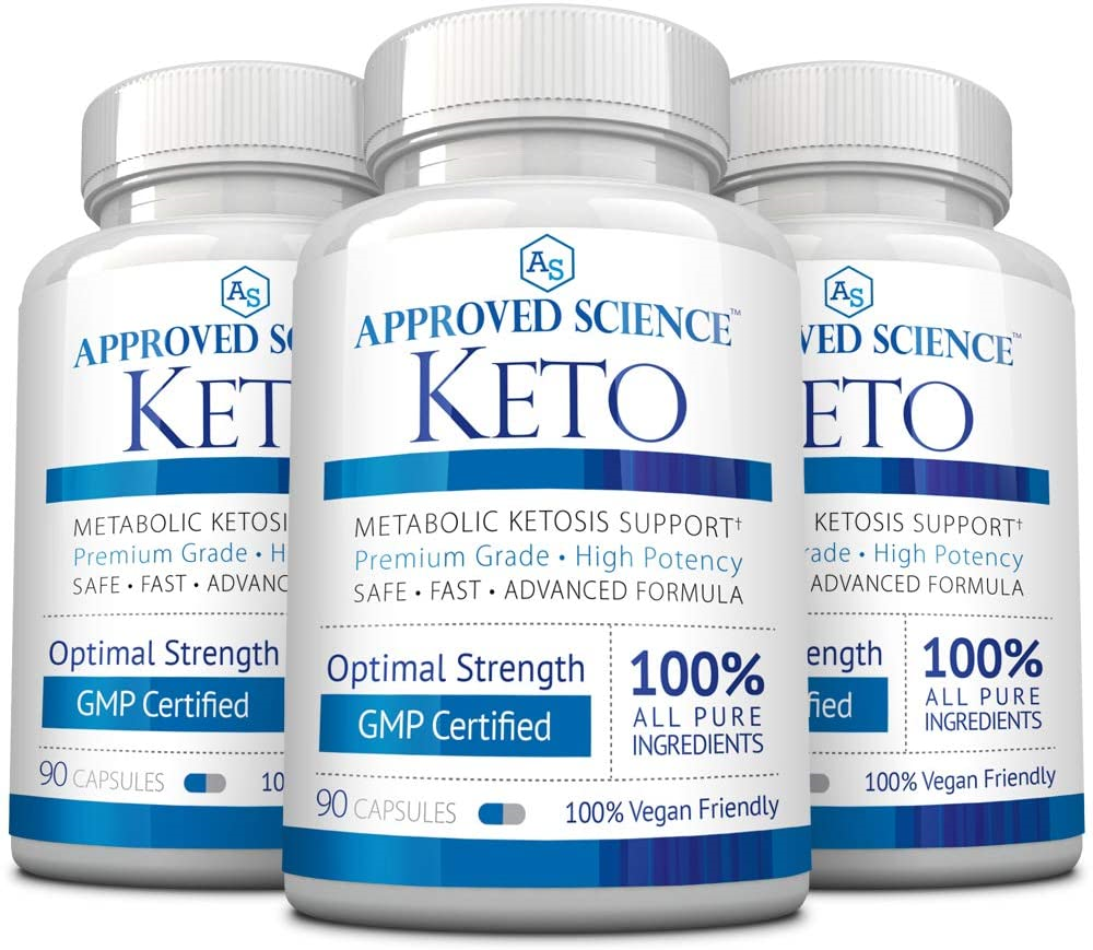 Approved Science Keto Review
