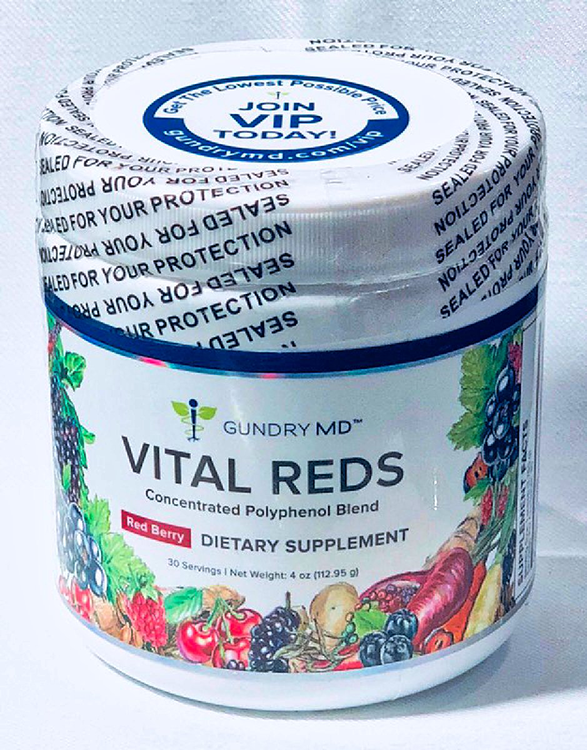Vital Red Review