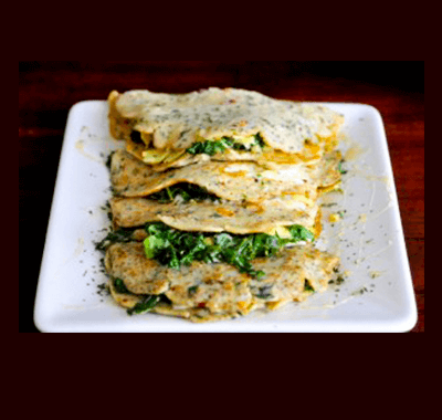 Savory Vegan Crepes Yummy Recipe