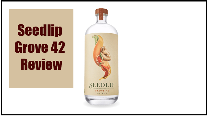 Seedlip Grove 42 Review