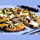 Vegan Cauliflower Crust Pizza